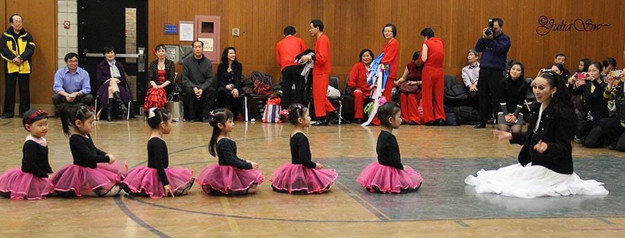Kids' Dance Performance - Dance School of Vivian Lessa