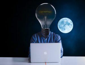 Electrical light is a problem for circadian rhythm