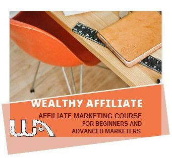 Wealthy Affiliate: Affiliate Marketing Course.