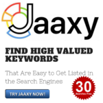 Jaaxy: Find High Valued Keywords