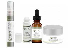 CTFO Pain Relief Products