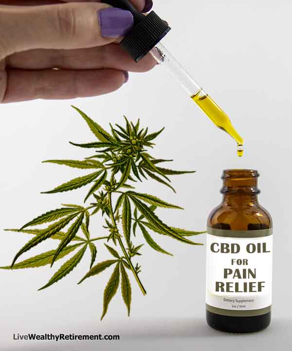 CBD Oil for Pain Relief.
