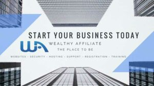 Wealthy Affiliate Review featured image - Start Your Business Today